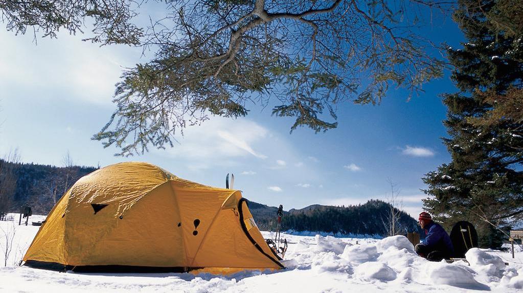 Comment survivre au camping en hiver ?